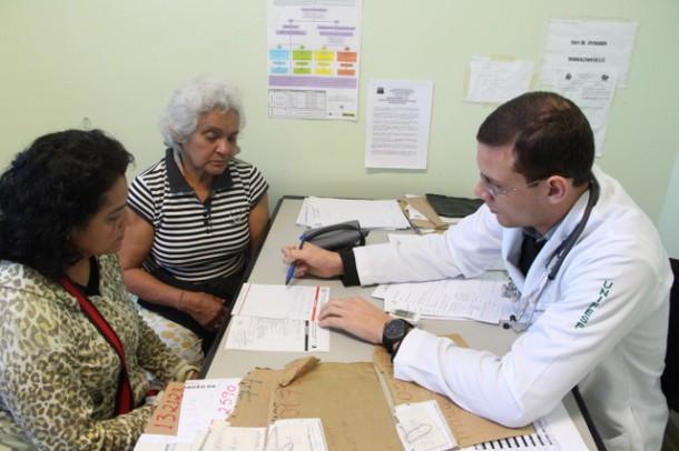 Inscrições do processo seletivo para novos médicos seguem até 7 de novembro. (Foto: Ricardo Vaz / PMTS)