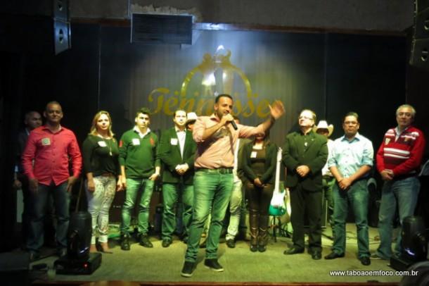 Organizado do rodeio, Ney Santos exalta os grandes shows que serão realizados.