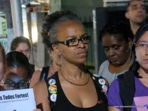 Professora e sindicalista Sandra Fortes responde processo administrativo aberto pela Prefeitura de Taboão da Serra.
