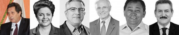 candidatos do Luiz Lune