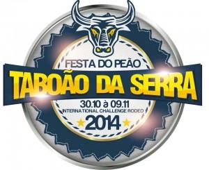 logo Rodeio de Taboao da Serra 2014