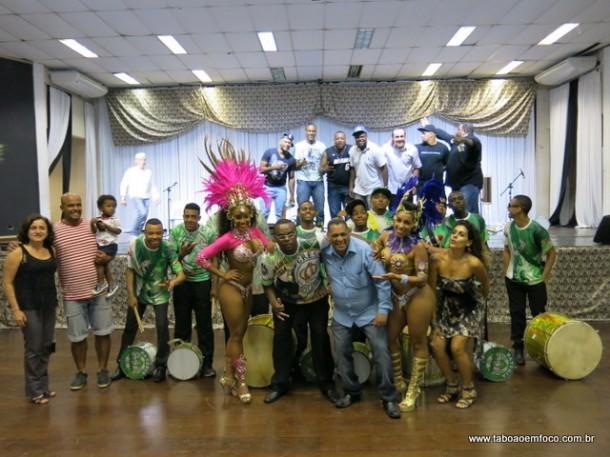 Taboão da Serra celebra dia da Consciência Negra com atividades no Cemur.