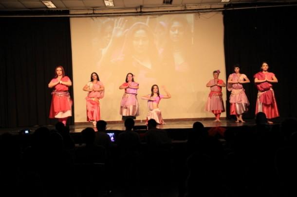 Apresentações marcaram o encerramento das atividades da Escola de Bailado junto com ás Oficinas de Dança (Foto: W. Raeder / PMTS)