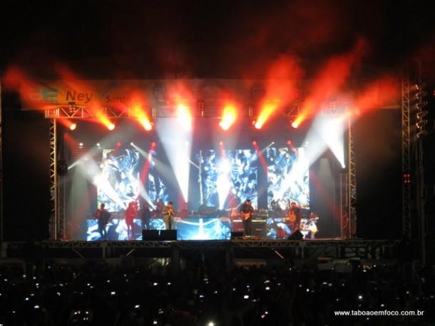 A dupla Jorge & Mateus faz o melhor show no Rodeio de Taboão da Serra