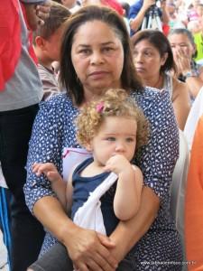 Cleusa Faria dos Santos realiza o sonho da casa própria.