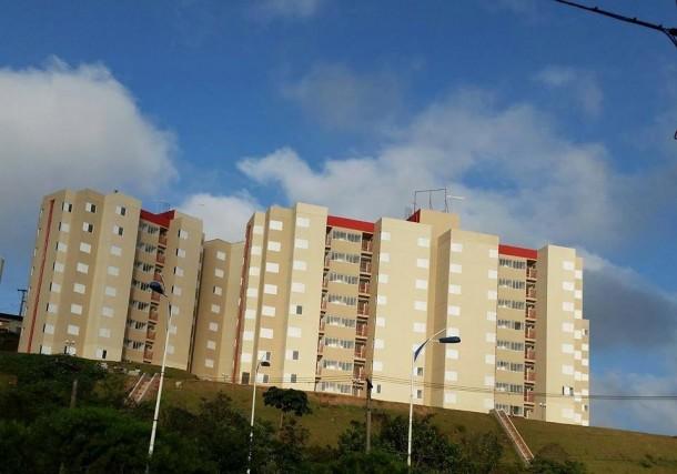Apartamentos do Jardim Salete serão entregues neste sábado (20) às 10 horas. (Foto: Reprodução / Facebook Paulo Félix)