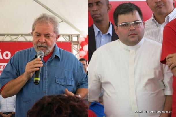 Lula e Lulinha são realmente parecidos?