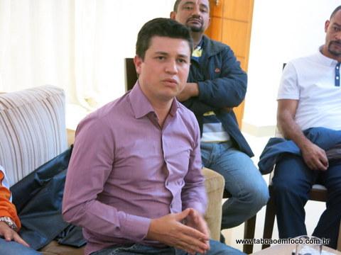 Marcos Paulo consegue o apoio da maioria dos vereadores e deve ser o novo presidente da Câmara.