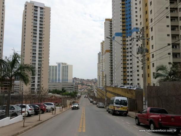 Avenida Vida Nova é pivô da CPI criada na Câmara de Taboão. A antiga administração fez desapropriaçao da via e a atual diz que houve desmembramento e por isso deveriam ter deixado uma parte em contrapartida à Prefeitura.