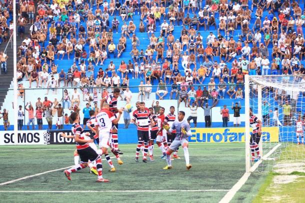 Taboão da Serra vence mais uma na Copa São Paulo. (Foto: Ricardo Vaz)