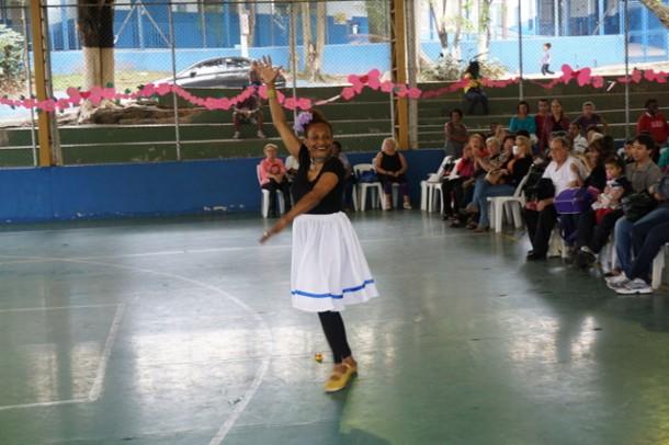 Atividades da Melhor Idade retornaram no dia 02 de fevereiro e inscrições para participar estão abertas no CCI Maria Rosa (Foto: Divulgação)