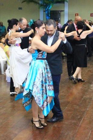 Escola de Bailado de Taboão da Serra oferece cursos com Tango. (Foto: Ricardo Vaz / PMTS)