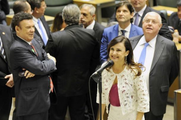 Deputada Analice Fernandes será a 2ª vice-presidente da Assembleia Legislativa de São Paulo. (Foto: Divulgação / Alesp)