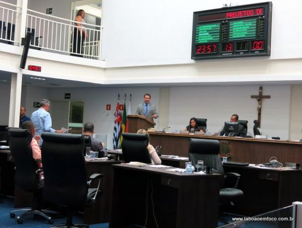 Câmara aprova projeto que cria o cargo de Técnico de Enfermagem