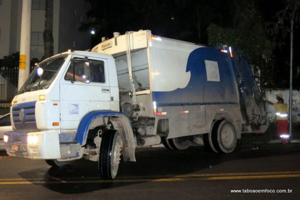 Coleta de lixo começa a ser normalizada em Taboão da Serra. (Foto: Arquivo)