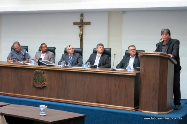 Ex-presidente do Conseg do Polo Industrial Comercial e Comunitário, que abrangia a região do Pirajuçara, enaltece o novo DP e pede mais policiais.