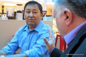 De olho em 2016, Aprígio concede a primeira entrevista coletiva desde que disputou as eleições de 2012.