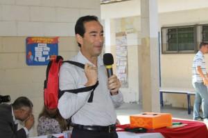 Prefeito de Embu das Artes Chico Brito foi multado em 170 UFESP (cerca de R$ 3.600). (Foto: Divulgação / PMETEA)