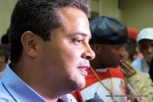 Presidente do Cats Anderson Nóbrega foi o responsável pela contratação do Viola.