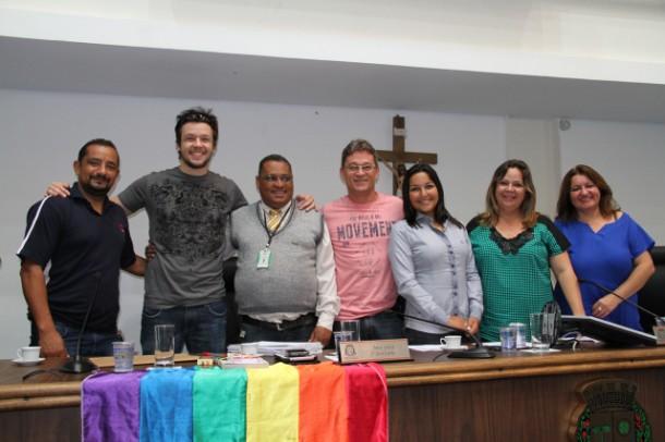 Audiência Pública dos Direitos Humanos na Câmara de Taboão da Serra pede Casa Abrigo e verbas para as coordenadorias. (Foto: Divulgação / CMTS)
