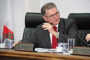 Gerson Brito foi alvo de críticas do vereador Moreira. (Foto: Arquivo)