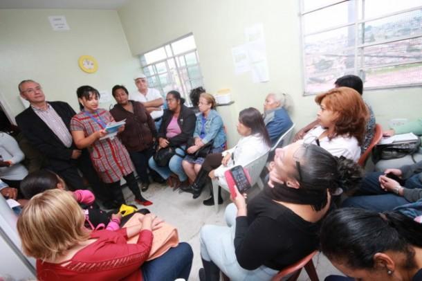 Plenárias para 4ª Conferência da Saúde aconteceram nas Unidades Básicas com a participação da população e gestores (Foto: Ricardo Vaz / PMTS)
