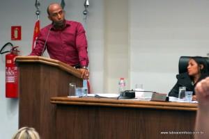 """Eduardo Lopes diz que denúncias contra prefeito viraram """"palhaçada""""."""