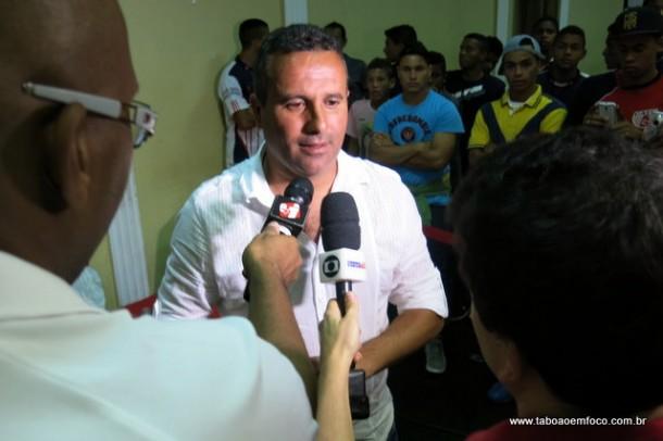 Diretoria do Cats demite o técnico Rogério Fidelis após série de derrotas na Quarta Divisão.