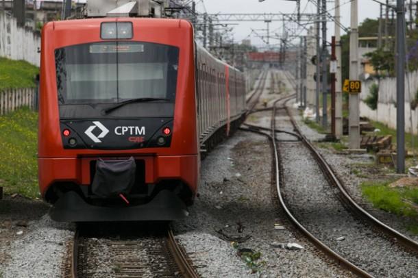 Funcionários da CPTM entram em greve e circulação de trens é prejudicado em São Paulo. (Foto: Divulgação)