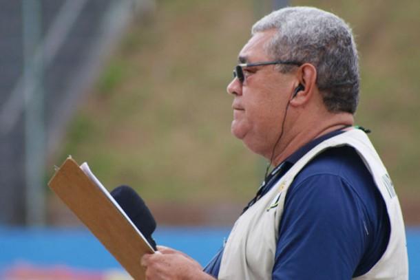 Aos 66 anos, morre o radialista e comentarista esportivo Milton Rocha. (Foto: Eduardo Toledo / O Taboanense)