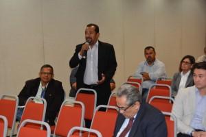 Cido defende a construção de um novo hospital na região com recursos do Governo do Estado. (Foto: Sandra Pereira / CMTS)