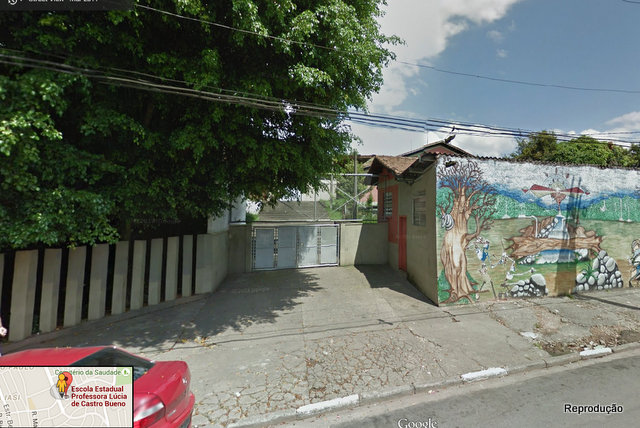 Melhor escola estadual no Enem fica no Parque Pinheiros. (Foto: Reprodução)