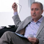 O empresário Joel Garcia, sócio-proprietário da Fecaf e Colégio SER.