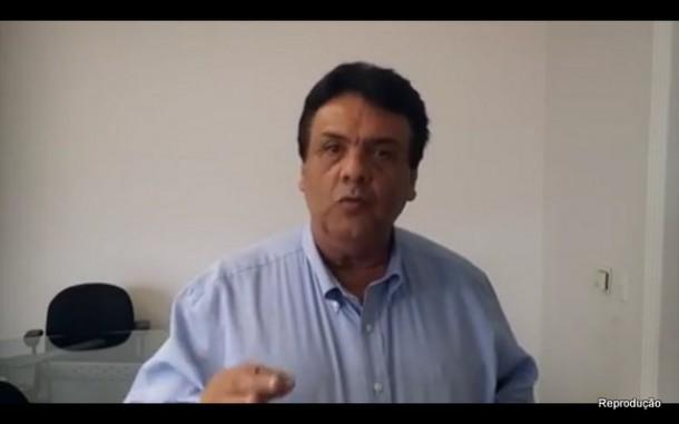 Fernando desmentiu a denúncia e não poupou críticas a enfermeira e a imprensa.