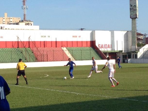 Taboão fica só no empate com o Assisense pela Quarta Divisão. (Foto: O Curioso do Futebol)