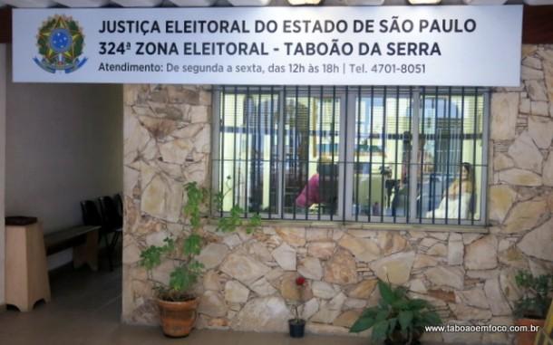 Cartorio Eleitoral de Taboao da Serra