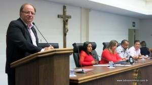 Secretário Laércio Lopes quer mais incentivo aos coletivos culturais.