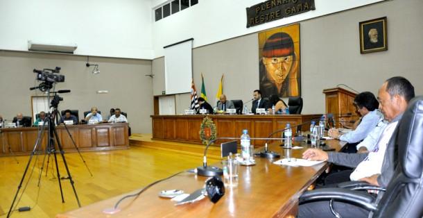 Câmara reajustou salário dos servidores e vereadores abriram mão de aumento. (Foto: Divulgação / CMETEA)