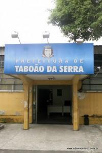 Entrada da Prefeitura de Taboao da Serra