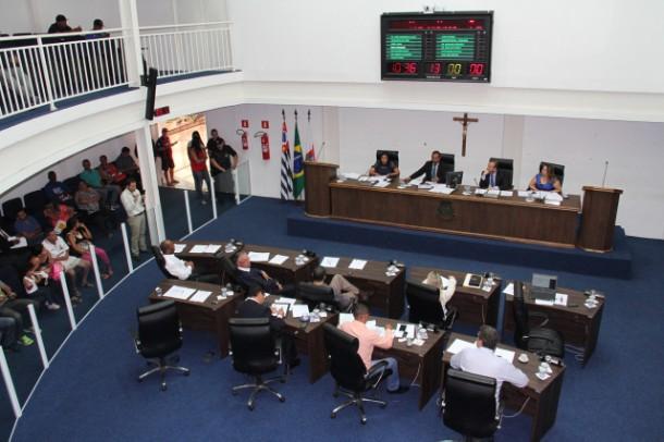 Votos de louvor são aprovados com 7 meses de atraso. (Foto Arquivo: Cynthia Gonçalves / CMTS)