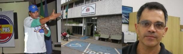 O agressor Erlon Chaves tem mais um B.O. registrado por agressão em Itapecerica da Serra.