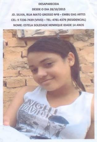 Estela Soledade_Desaparecida