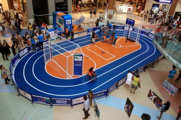 """Evento """"Experimentando Diferenças""""acontece no Shopping Taboão. (Foto: Divulgação)"""