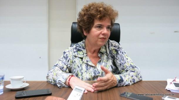 Secretária de saúde de Taboão alerta para a dengue em 2016: Nem terminamos um surto e já estamos começando outro.
