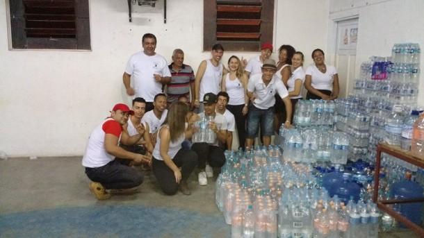 Doacao de agua_Maraba
