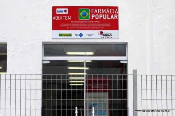 Farmacia Popular de Tabooa da Serra