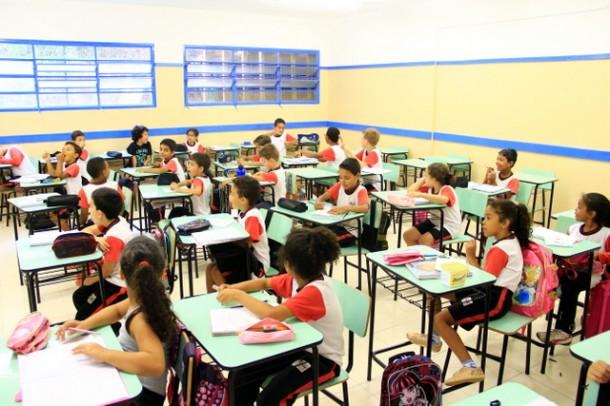 Aulas do Ensino Infantil e Fundamental de Taboão retornam nesta quinta (dia 04). (Foto: Ricardo Vaz / PMTS)
