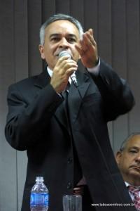 A primeira briga do novo presidente Moacir Tertulino é impedir a implantação do CEJUSC na Câmara Municipal