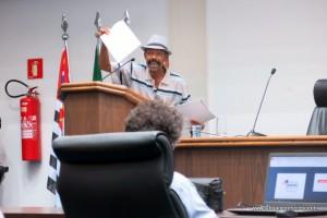 Morador de Taboão pede para ser atendido e voltar a ter boa saúde.