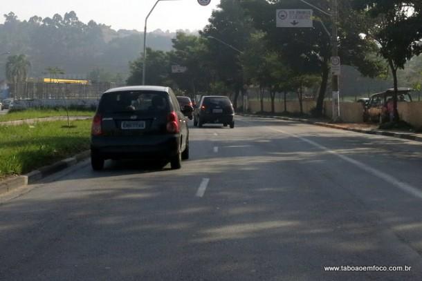 Corredor de ônibus da Eliseu de Almeida, que inicia na divisa com Taboão da Serra com nome de Avenida Pirajussara, tem horário expandido.